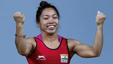 Mirabai Chanu at Tokyo Olympics 2020, Weightlifting Live Streaming Online: Know TV Channel and Telecast Details for 49kg Group B Event