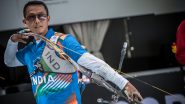 Tarundeep Rai at Tokyo Olympics 2020, Archery Live Streaming Online: Know TV Channel & Telecast Details for Men's Individual 1/32 Eliminations Coverage