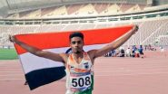MP Jabir at Tokyo Olympics 2020, Athletics Live Streaming Online: Know TV Channel & Telecast Details for Men's 400m Hurdle Race Coverage