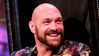 Tyson Fury Reportedly Tests Positive for COVID-19, Third Fight Against Deontay Wilder Set To Be Postponed