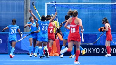 India vs Ireland, Women's Hockey, Tokyo Olympics 2020 Live Streaming Online: Know TV Channel and Telecast Details for IND vs IRE Pool A Match