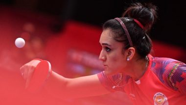 Tokyo Olympics 2020: Manika Batra Refuses National Coach's Help During First Round Match Against Britain's Tin-Tin Ho