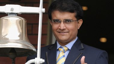 Sourav Ganguly Biopic: Former India Captain Agrees for a Biopic