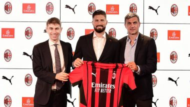 Olivier Giroud Joins AC Milan From Chelsea, Check Post