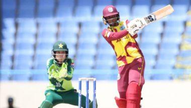 West Indies Women vs Pakistan Women Live Cricket Streaming Online of 5th ODI 2021: Get Telecast Details of WI W vs PAK W