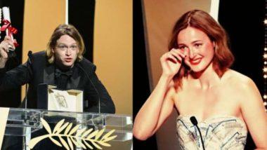 Cannes 2021 Full Winners List: Titane Wins Palme d'Or; Caleb Landry and Renate Reinsve Take Home Big Honours!