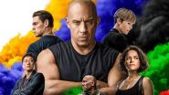 Vin Diesel's Fast and Furious 9 Gets a New Release Date in India, Will Hit the Screens on August 19!