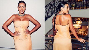 Georgina Rodriguez Looks Like a Million Bucks in Sexy Strapless Figure-Hugging Dress at Cannes Film Festival (View Pics)