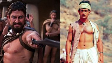 Did You Know That Gerard Butler Was Almost Cast in Lagaan?