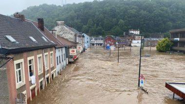 Germany Floods: 19 Dead, Dozens Missing After Heavy Flooding; 2 Die in Belgium