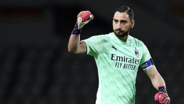 Gianluigi Donnarumma Bids a Goodbye to AC Milan, Shares an Emotional Post
