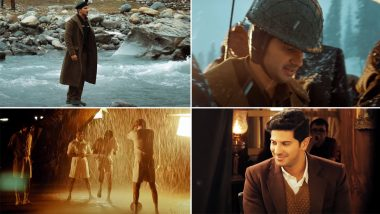 On Dulquer Salmaan's Birthday, Makers Share a Glimpse of the Actor As Lieutenant Ram From Hanu Raghavapudi's Film (Watch Video)