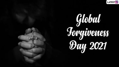 Global Forgiveness Day 2021: Know Date, Theme, History and Significance of the Day That Encourages One to Forgive