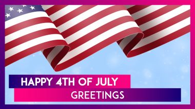 Happy 4th of July Greetings: Celebrate US Independence Day 2021 With Messages and Patriotic Quotes