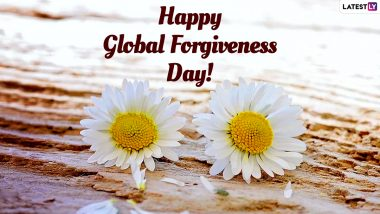Global Forgiveness Day 2021 Images & HD Wallpapers for Free Download Online: Wish Happy Forgiveness Day With WhatsApp Messages and Quotes