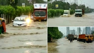 Gurugram Rains: Netizens Share Pics And Videos Of Waterlogging In The City Following Heavy Rainfall