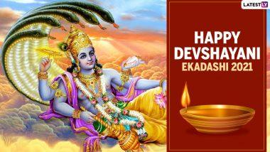 Ashadhi Ekadashi 2021: When Is Chaturmas Starting? Date, Shubh Muhurat, Puja Vidhi and Significance of Devshayani Ekadashi Vrat
