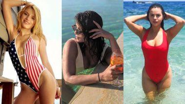 Happy Fourth of July 2021: From Priyanka Chopra Jonas, Bella Thorne to Selena Gomez– Bikini Ideas From Our Hollywood Hotties To Look Sexy at the Beach!