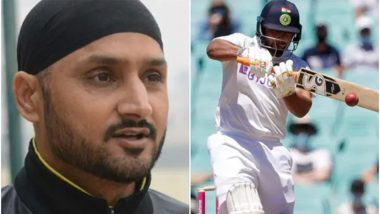 Amid Reports of Rishabh Pant Being COVID-19 Positive, Harbhajan Singh Wishes Indian Cricketer Speedy Recovery (Read Tweet)