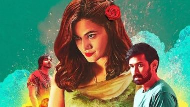 Haseen Dillruba Full Movie in HD Leaked on TamilRockers & Telegram Channels for Free Download and Watch Online; Taapsee Pannu-Vikrant Massey's Netflix Film Is the Latest Victim of Piracy?