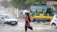 Jammu And Kashmir Weather Forecast: IMD Issues Severe Weather Alert With Heavy Rain Prediction