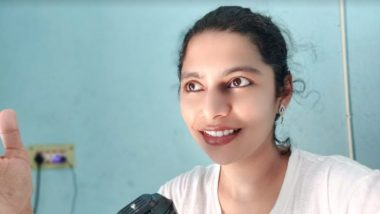 Nivetha Muralidharan Did Let Nothing To Blow Out Her Passion