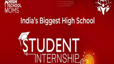 Business News | Over 2700 Students Participate as HSM and INACE Conduct India's Biggest Internship Competition for High School Students