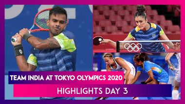 Team India at Tokyo Olympics 2020, Highlights And Results of July 26