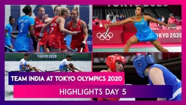 Team India at Tokyo Olympics 2020, Highlights And Results of July 28