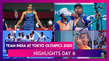Team India at Tokyo Olympics 2020, Highlights And Results of July 29