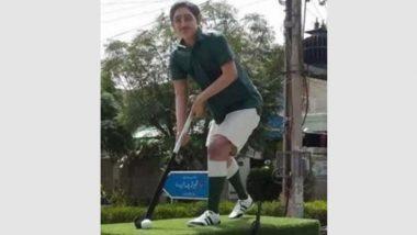 Hockey Stick and Ball Reinstalled at Pakistan Olympian Samiullah Khan's Statue After Being Stolen