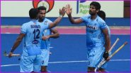 India Men's Hockey Team Defeat Japan 5-3 In Final Group Match Of Tokyo Olympics 2020