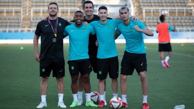 Mexico vs Brazil, Tokyo Olympics 2020 Live Streaming Online On SonyLIV: TV Channel Broadcasting Men's Football Tournament Semifinals At Summer Games And Free Live Telecast Details