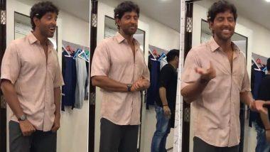 Super 30 Clocks 2 Years: Hrithik Roshan Shares Old Memories of Crooning 'Jadoo' Song as 'Anand Kumar' (Watch Video)