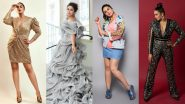 Huma Qureshi Birthday Special: A Fashion Stunner Who Packs an Edgy Spunk in All Her Appearances (View Pics)