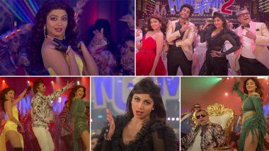 Hungama 2 Song Hungama Ho Gaya: Shilpa Shetty Kundra, Meezaan Jafri's Perfect Dance Moves Are the Highlight of This Track (Watch Video)