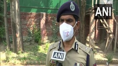 Kulgam Encounter: One Terrorist Killed in Jammu and Kashmir, Search Operation Underway, Says IGP Kashmir Vijay Kumar