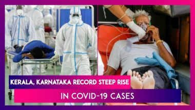 Kerala, Karnataka Record Steep Rise In Covid-19 Cases; 37% Of Country's Active Cases In Kerala