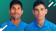 Arjun Lal Jat and Arvind Singh at Tokyo Olympics 2020, Rowing Live Streaming Online: Know TV Channel & Telecast Details for Lightweight Men's Double Sculls: Repechage Round 2