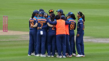 Indian Women Cricketers Fined 20% of Match Fee for Slow Over Rate Against England