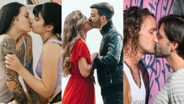 International Kissing Day 2021: Date, History, Significance and Celebrations Related to This Fun Day