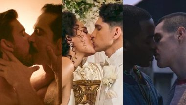 International Kissing Day 2021: From Pose to Sex Education, 5 Passionate Kisses From LGBTQ+ Films and TV Shows (Watch Videos)