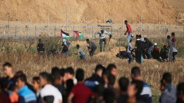 World News   Israeli Gunfire Kills Palestinian in Northern West Bank: Medics
