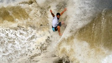 Brazil's Italo Ferreira Wins First-Ever Surfing Gold Medal in Tokyo Olympics 2020