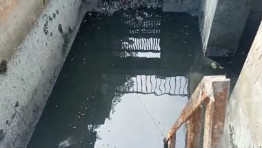 2 Die, Other Two Critical After Entering Jal Board Sewer Tank in Sector 6 To Retrieve Cricket Ball