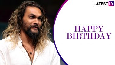 Jason Momoa Birthday Special: From Declan Harp to Conan the Barbarian, 5 Popular Roles of the Actor Beyond Aquaman and Game of Thrones