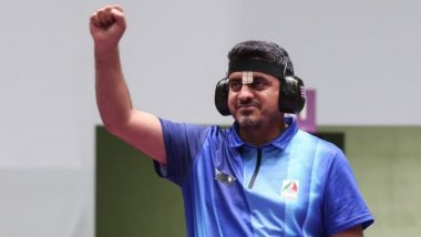 Tokyo Olympics 2020: Iran's Olympic Champion Shooter Javad Foroughi is Hospital Nurse Too, Served in COVID-19 Wards