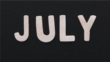 July 2021 Holidays Calendar With Festivals & Events: Eid al-Adha, Guru Purnima, Kargil Vijay Diwas; Know All Important Dates, List of Fasts & International Days for the Month