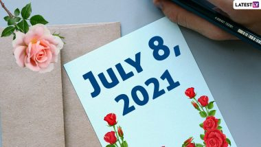 July 8, 2021: Which Day Is Today? Know Holidays, Festivals and Events Falling on Today's Calendar Date