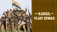 Kargil Vijay Diwas: Virender Sehwag, Shikhar Dhawan and Other Members of India's Cricket Fraternity React on This Special Day